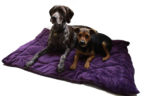 Large Warm Mat - Purple